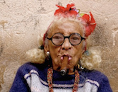 cuban cigar lady 130 high